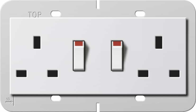 Picture of Esprit Lino-Ply Anthracite Sockets from Swtch