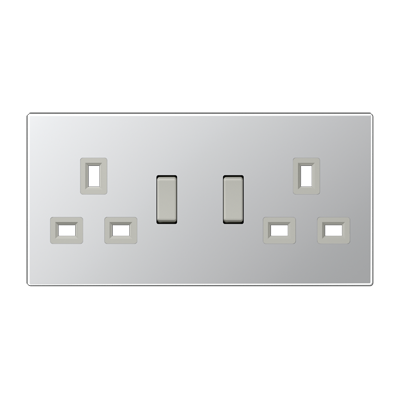 Picture of LS990 Silver Sockets from Swtch