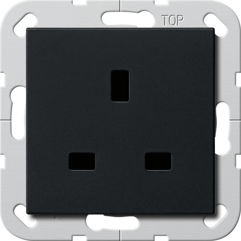 Picture of Studio Black FM Sockets from Swtch