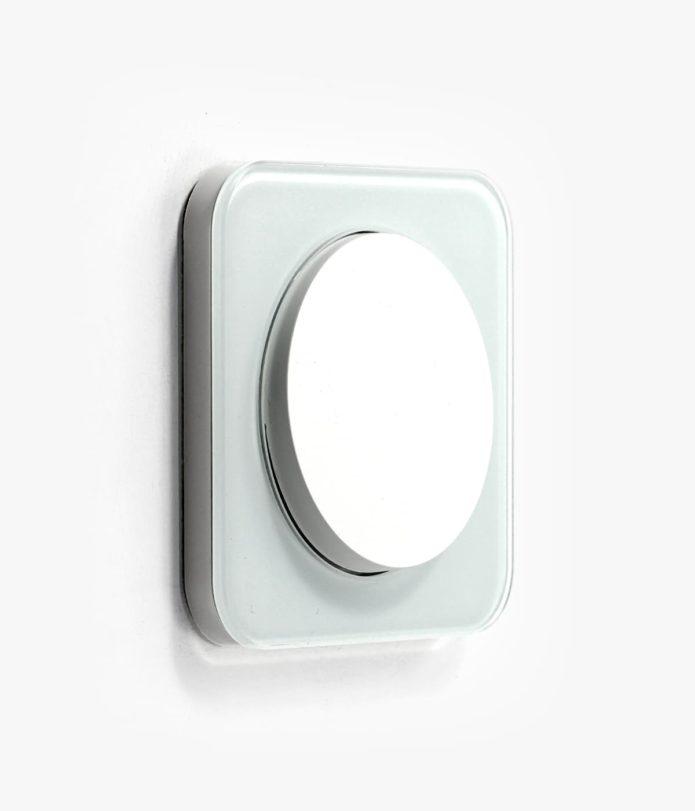 R.1 White Glass