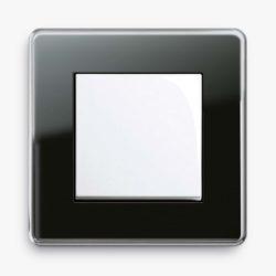 Esprit Black Glass