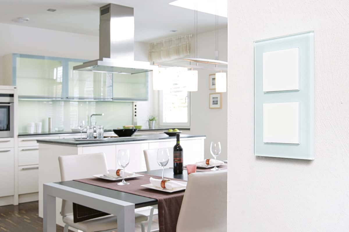 Picture of Esprit White Glass from Swtch