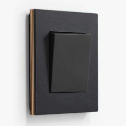 Esprit LP Anthracite/Black Single (2-way)