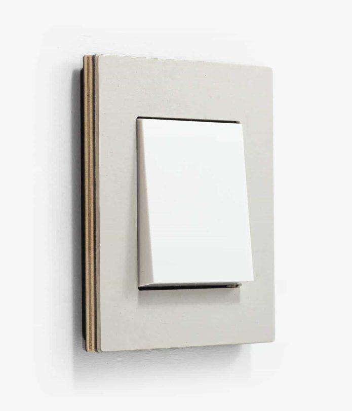 Esprit Lino-Ply Light Grey
