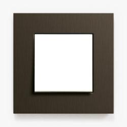 Esprit Dark Bronze/White Single (2-way)