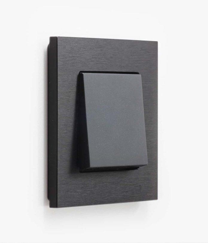 Esprit Black/Black Single (2-way)