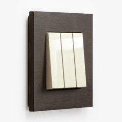 Esprit Dark Bronze/Cream Triple (2-way)