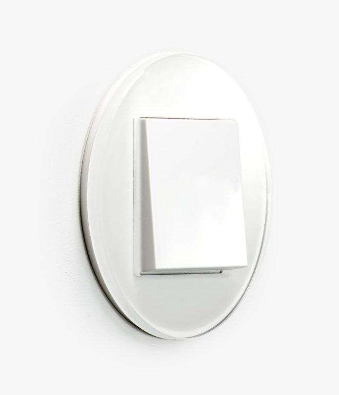 Studio White FM 45A cooker switch