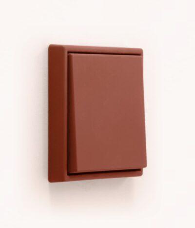 Jung Les Couleurs de Le Corbusier 32110 ochre light switch