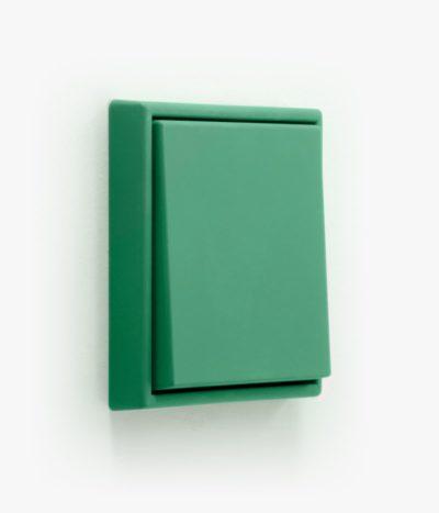 Jung LS990 Les Couleurs Vert 59 light switch