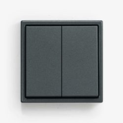 Jung LS990 Anthracite light switch