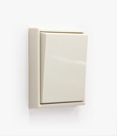 Jung LS9990 Cream light switch