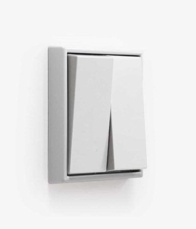 Jung LS9990 Light Grey light switch